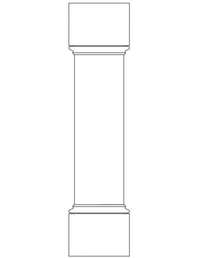 Box Column Outline